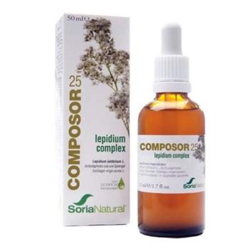 Soria Natural |Composor 25|Lepidium Complex| 50 ml.