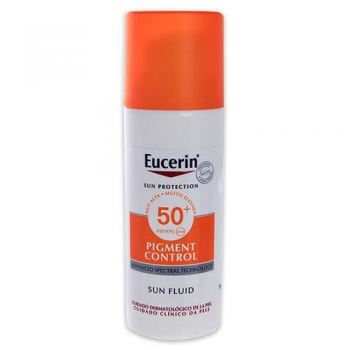 Eucerin  Protector Solar Pigment Control Fluido Spf50+  50 ml.