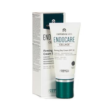 Endocare Cellage Spf30 50 ml, Crema de Día Reafirmante Regeneradora.