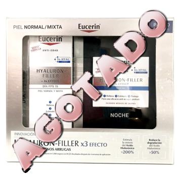Eucerin Cofre  Hyaluron-Filler piel normal mixta Dia Noche de Eucerin.