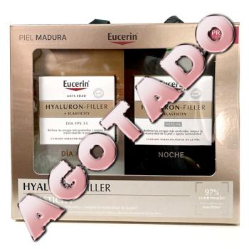 Eucerin Cofre Eucerin Elasticity+Filler Piel madura dia y noche de Eucerin.